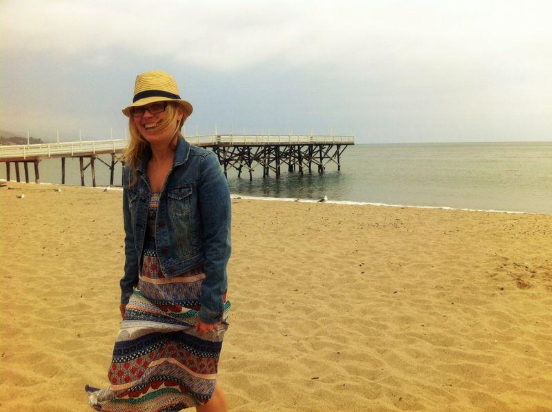 Birthday beach 2