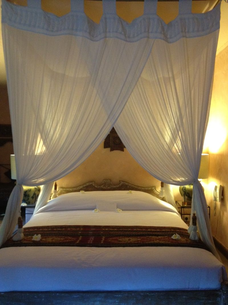 Room first night bali